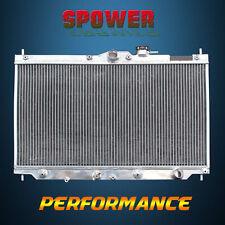 2-Row/CORE Aluminum Radiator For Honda Accord Prelude S VTEC L4 2.2L AT MT 92-96