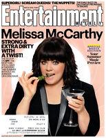 Entertainment Weekly Magazine May 22 2015 Melissa McCarthy Maisie Williams