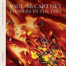 Paul McCartney-Flowers In the Dirt (Limited Deluxe Edition) 3 CD + DVD NUOVO