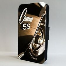 Vintage American Muscle Car FLIP PHONE CASE COVER for IPHONE SAMSUNG
