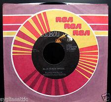 ELVIS PRESLEY-Blue Suede Shoes-Gold Standard 45-RCA #447-0609-Rockabilly