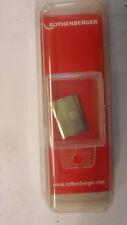 ROTHENBERGER PLASTICUT PACK OF 3 BLADES 59001R PLASTIC PIPE TUBE CUTTER £5 + VAT