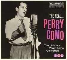 Box-the Real Perry Como [3 CD] - Perry Como COLUMBIA/LEGACY