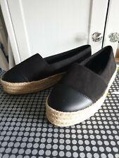 Primark black Canvas Shoes 4
