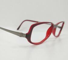Vintage Silhouette SPX Eyeglasses Frames Plastic Titanium Lightweight Glasses