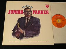 The Best Of Junior Parker-ORIGINAL 1967 US Duke MONO LP-BEAUTIFUL Copy!