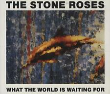 """What The World Is Waiting For Stone Roses CD single (CD5 / 5"""") Austrian"""