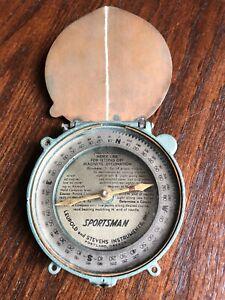 Vintage Leupold Sportsman Compass