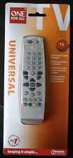 "Mando a distancia control remoto Universal para TV ""One for All"" modelo Urc-7710"