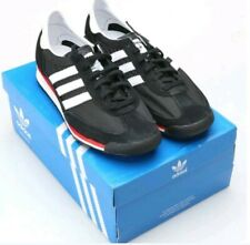 Adidas Originals SL-72 Black/White/Red Size UK 9 BNWB