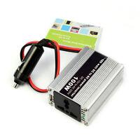 Car DC 12V to AC 220V 100W Power Inverter Adapter Plug Vehicle Electronic