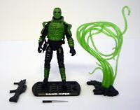 GI JOE NANO-VIPER Rise of Cobra Action Figure COMPLETE C9+ v1 2009