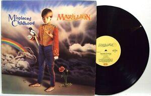 """MARILLION-MISPLACED CHILDHOOD-RARE LP 33 GIRI 12""""-1985"""