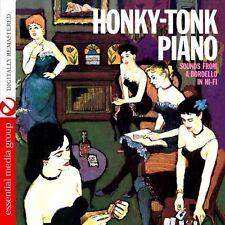 Honky Tonk Piano Sounds From a Bordello in Hi Fi Nelson Wiggins Audio CD