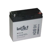 Batería AGM intacto Bloque Potencia BP 12-24N (12V, 24Ah)