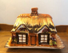 PRICE KENSINGTON England COTTAGE WARE Cheese or Butter Dish