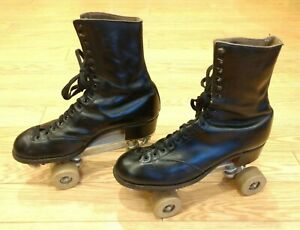 Betty Lytle by Hyde Vintage Roller Skates, Snyder Super Deluxe Plates, M Size 11