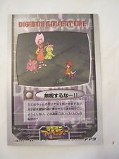 Digimon Adventure Game Card TC-NO 35, 1999, Japan (VG) (011-39)