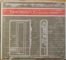 Dictaphone Travel Master LX Model 2253 Portable Voice Processor In Box