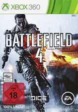 NEW SEALED Official Battlefield 4 Microsoft Xbox 360 Game 18+ PAL