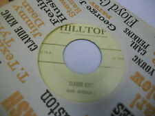 Claude King Why Should I/51 Beers 45 RPM Hilltop Records VG+