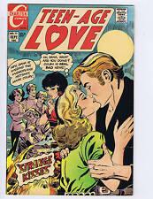 Teen-Age Love #72 Charlton Pub 1970