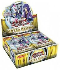YUGIOH 1ST EDITION ABYSS RISING Booster Box 24ct SEALED!!