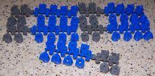 Hunter Ultra  I-20 Blue Rotor nozzle rack insert 5 sets