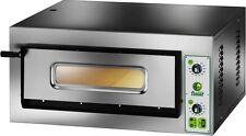FORNO ELETTRICO PIZZA 1 CAMERA CM 61X61 TF 400 V Professionale 4200 Watt pizze