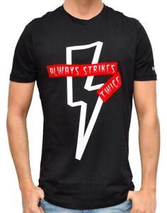 LIGHTNING - T-Shirt - schwarz - Religion - Herren