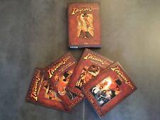 Coffret DVD Collector Indiana Jones 1,2 & 3