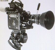 BOLEX H16 EBM 16MM with Angenieux Zoom Lens
