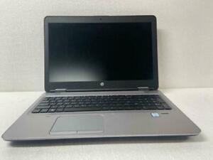 """HP ProBook 650 G2 Intel i5 6200U 4G 500GB HDD DVDRW WiFi 15.6"""" LED Win 10 Pro"""
