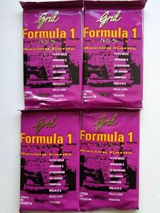 1992 FORMULA ONE 1 Lot 4 UNOPENED PACKS MICHAEL SCHUMACHER ROOKIE AYRTON SENNA