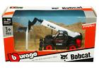 Bburago Bobcat T40 180SLP Telescopic Handler with Pallet Fork 1:50 Scale