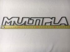 Fiat Barchetta MULTIPLA Original Emblème Front Emblème Logo NEUF 46522729