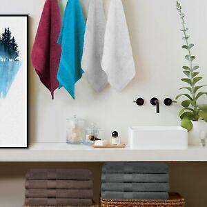 100% Combed Cotton 650 GSM  Luxury Bath Towels Super Soft Luxury Towels Set