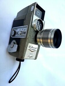Vintage Wollensak Eye-Matic Movie Camera - Cine Zoom
