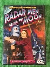 Radar Men From the M - Radar Men From the Moon: Volume One - Chapters 01-06 [New