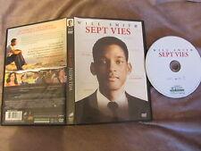 Sept vies de Gabriele Muccino avec Will Smith, DVD, Drame