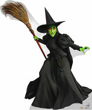 WICKED WITCH OF THE WEST(WIZARD OF OZ 75THANNIVERSARY)LIFE SIZE STAND UP FIGURE