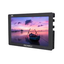 Feelworld F7S 7 Inch 3G-Sdi 4K Hdmi On-camera Monitor Ips Full Hd 1920x1200