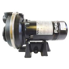 Flotec FP4332 Thermo-Plastic 1 HP Convertible Jet Pump