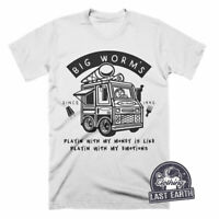 Friday Movie Shirt Funny Big Worm Shirt Ice Cube Shirt Ice Cream Vintage Tshirt