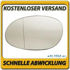 Spiegelglas für CHRYSLER 300M 1998-2004 links Fahrerseite asphärisch