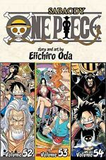 One Piece (Omnibus Edition): One Piece (3-In-1) (manga) Vol. 18 Vols. 52-54...