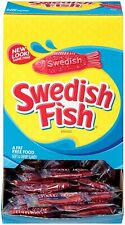 Swedish Fish Individually Wrapped, 240 pieces in Box (American Candy)