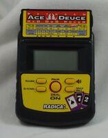 RADICA BETWEEN ACE DEUCE RED DOG POKER ELECTRONIC HANDHELD GAME 2860 FREE SHIP