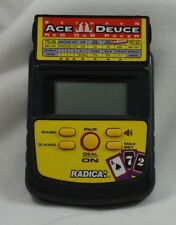 RADICA BETWEEN ACE DEUCE RED DOG POKER ELECTRONIC HANDHELD GAME 2860 FREE SHIP