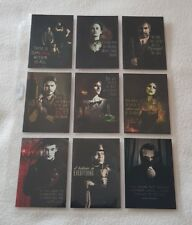 Cryptozoic Penny Dreadful Season 1 Quotable Trading Card Set